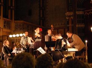 synagoga konsert